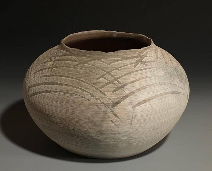 Terry Gieber, Southwest Series, Nest 2008, stoneware