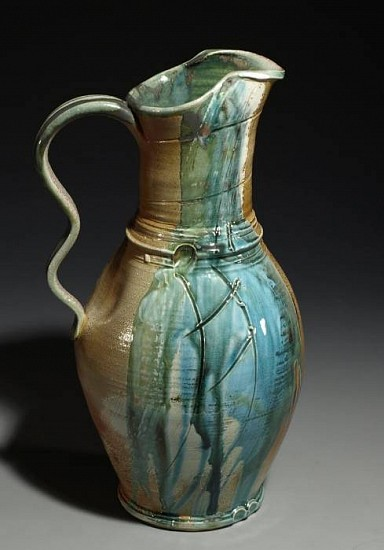 Mardis Nenno, Pitcher II 2008, soda fired