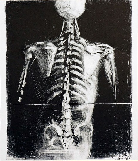Robert Grimes, Skeleton V monotype