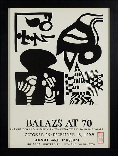 Harold Balazs, Balazs at 70; 284/300<br />
